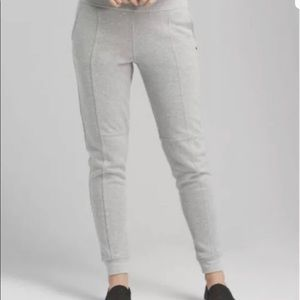 Prana Size Medium Cozy Up Jogger Sweatpants Gray